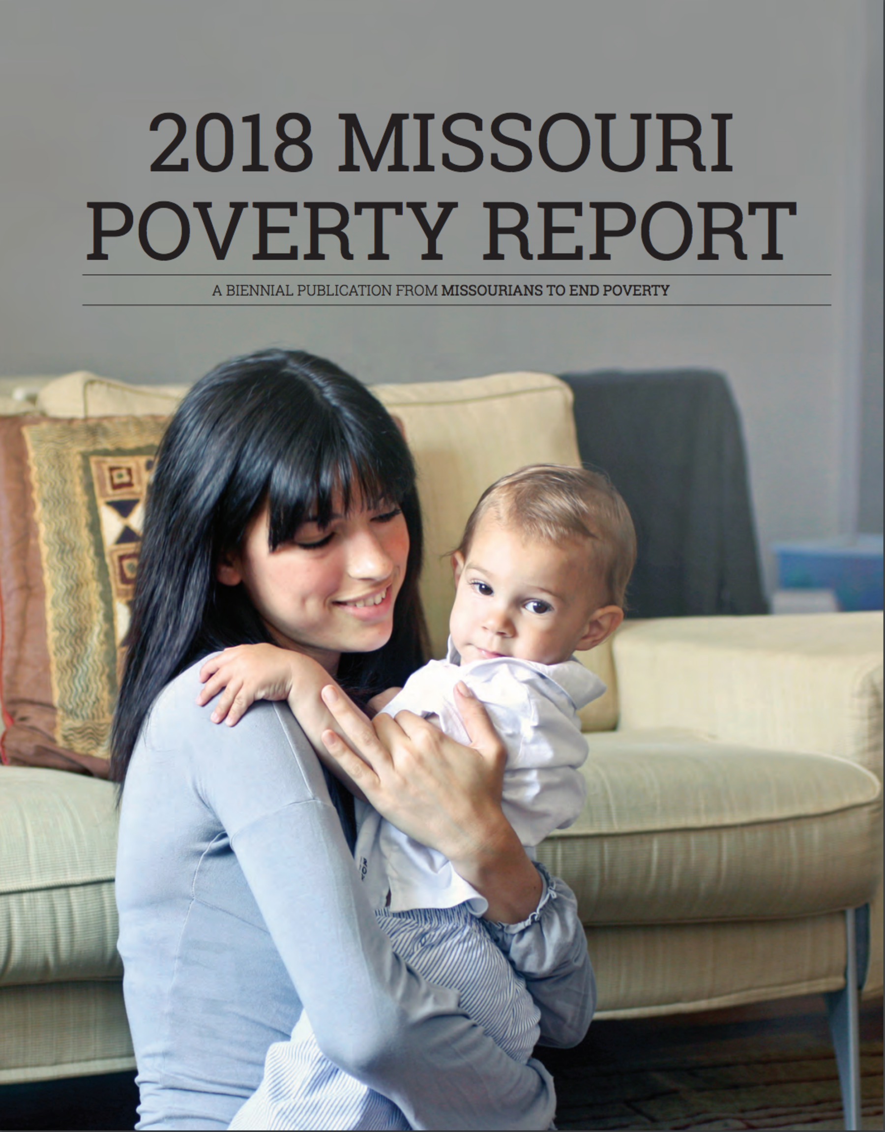 2018 Missouri Poverty Report