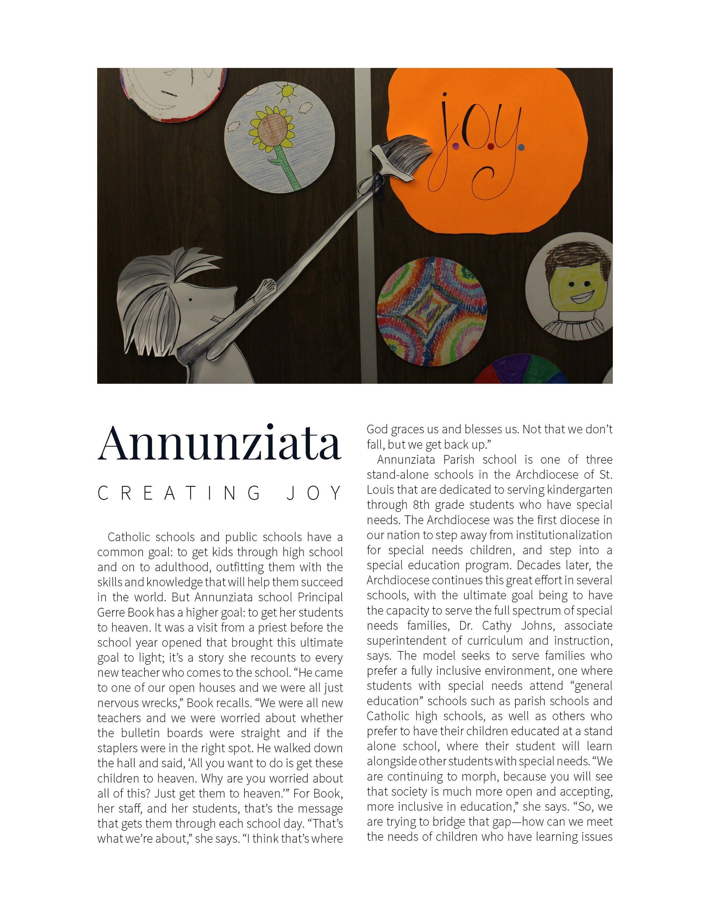 Annunziata Online Image