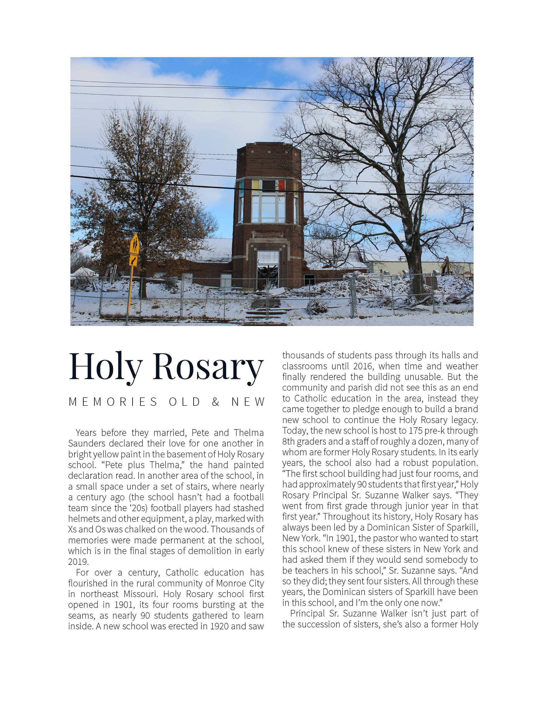 Holy Rosary Online