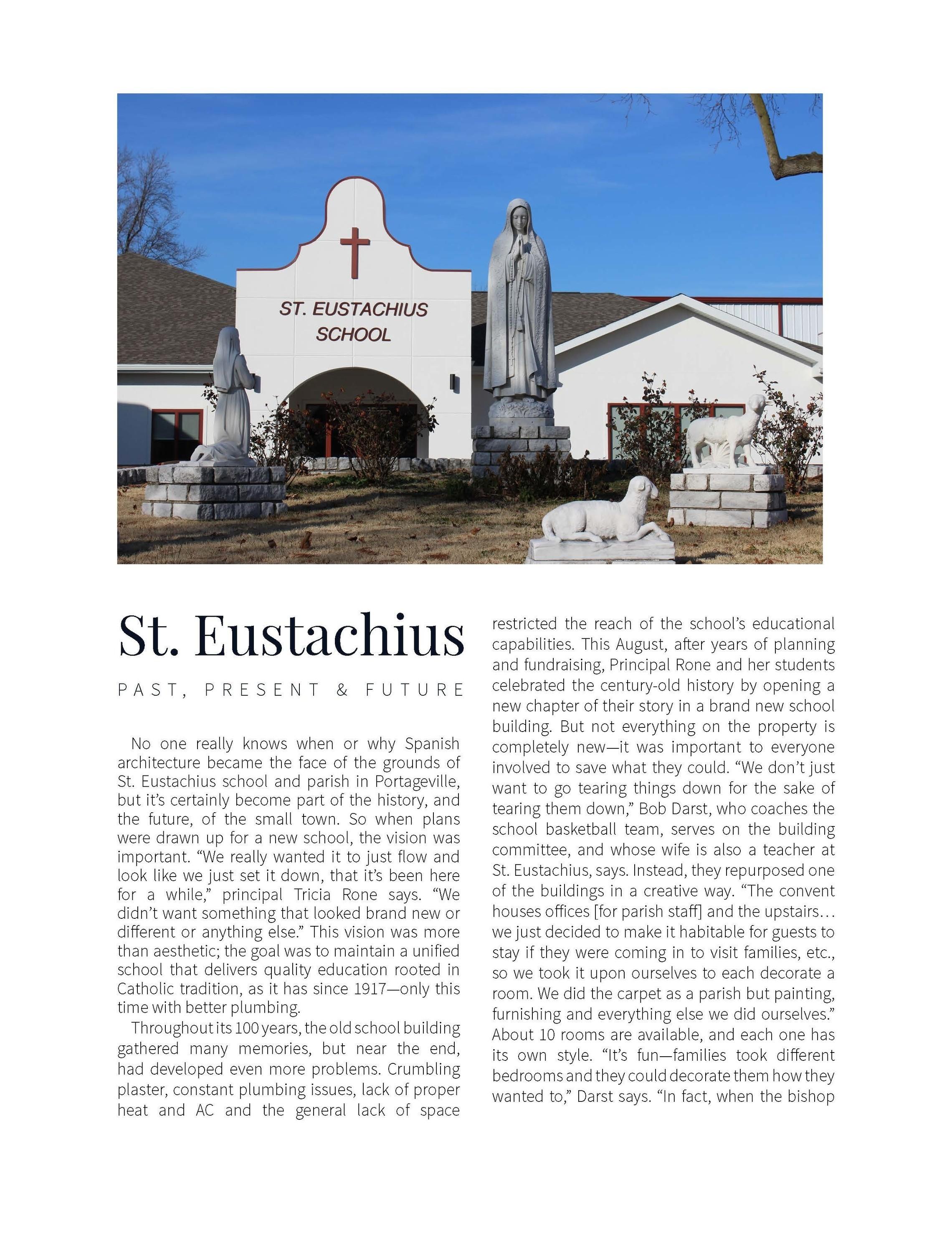 St. Eustachius Online