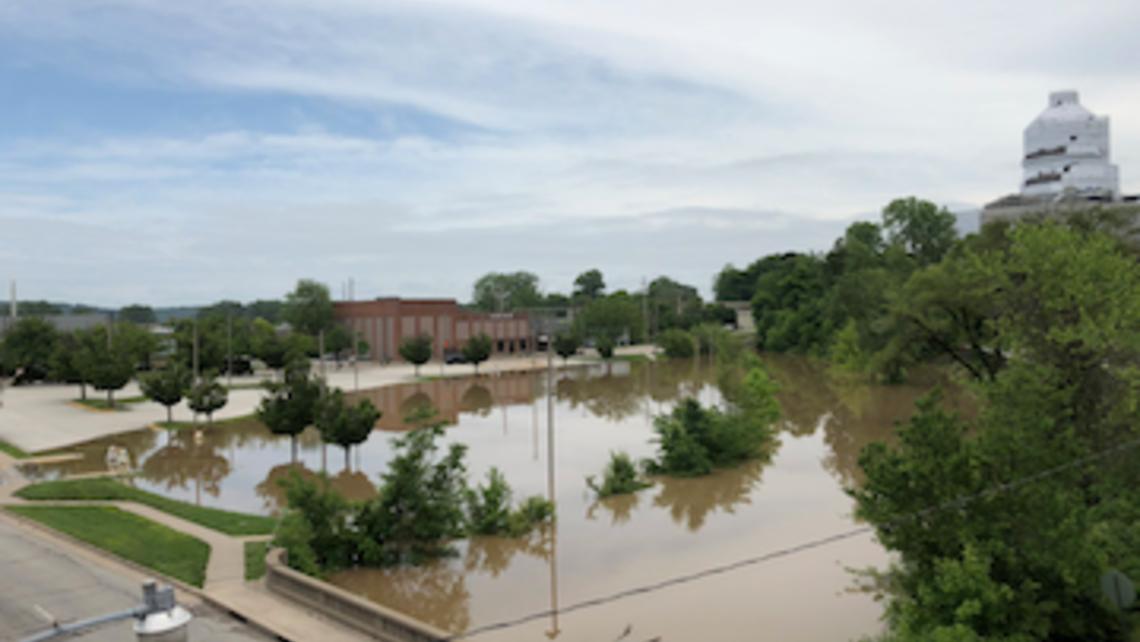 Capitol Flooding