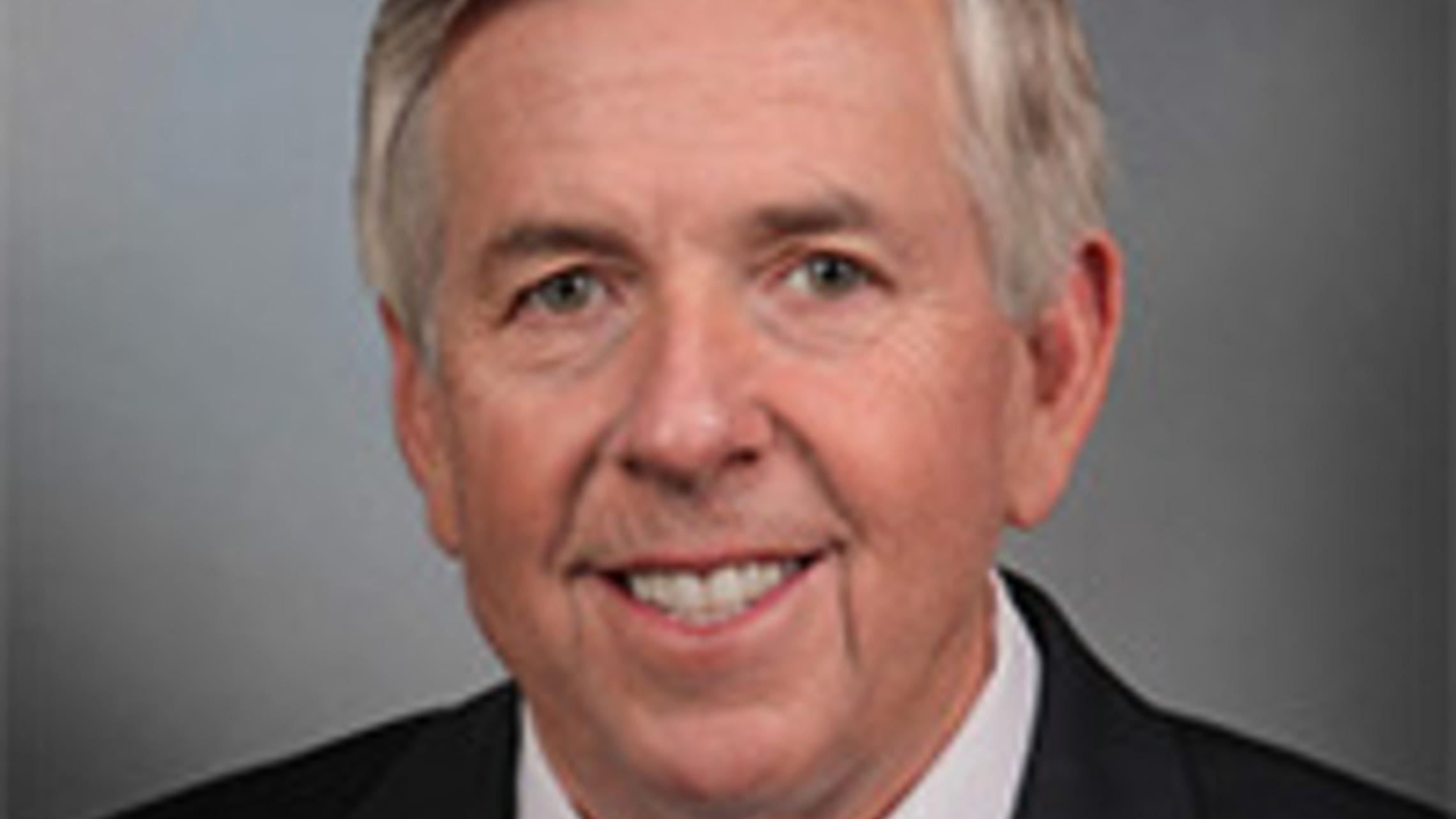Governor Parson