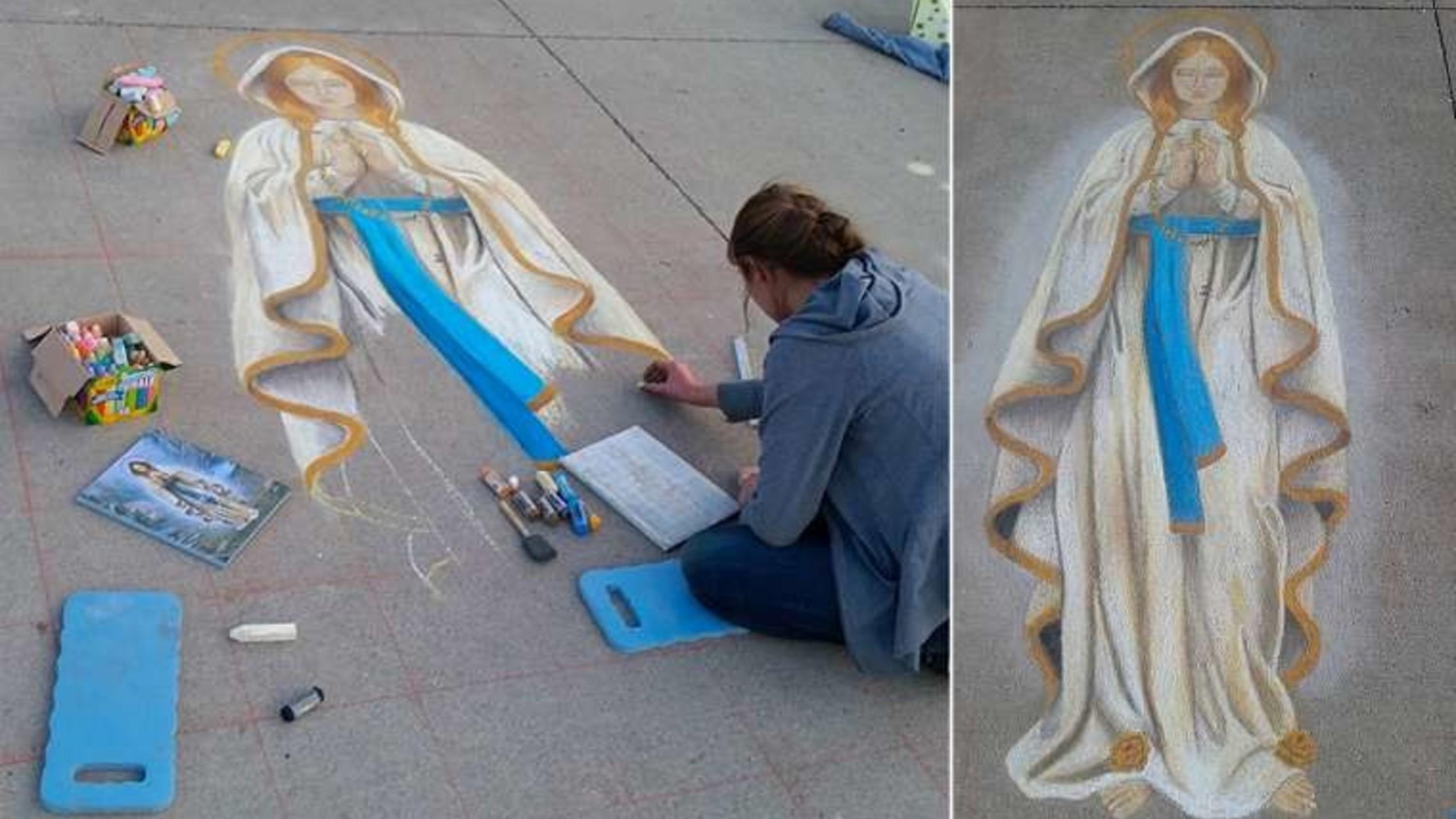 Marian Chalk Art Fargo